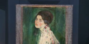 Il Ritratto di Signora di Gustav Klimt torna a Piacenza
